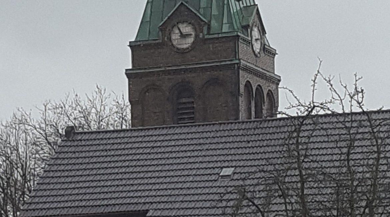 Ev. Kirche an der Kempkenstraße ist kein Wunsch-Cafe oder doch?