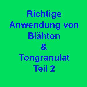Richtige Anwendung von Blähton & Tongranulat – Teil 2