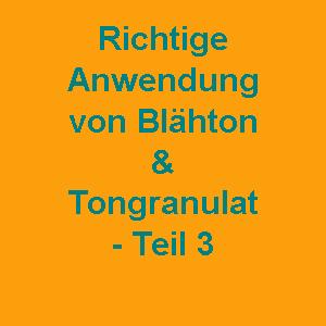 Richtige Anwendung von Blähton & Tongranulat – Teil 3